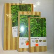 Deska bambusowa 26x16cm S123619
