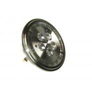 Żarówka LED AR111 6W 12V DC biały ciepły 110 × 65 006408