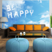 Fototapeta - Be happy