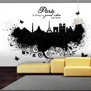 Fototapeta - Paris is always a good idea