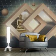 Fototapeta - Nowy wymiar buddyzmu