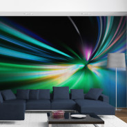 Fototapeta XXL - Abstract design - speed