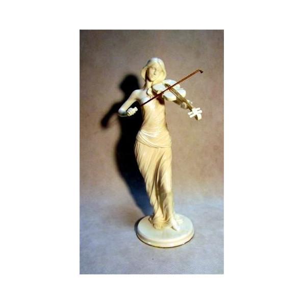 Figura Kobieta ze Skrzypcami PL0207S-16A-12