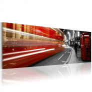 Obraz - London rush hour