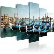 Obraz - Kanał w Wenecji