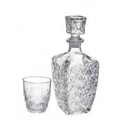 Komplet DEDALO Karafka + 6 szklanek
