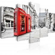 Obraz - Street of London