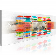 Obraz - Colors in the mist