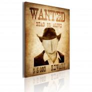 Obraz - Wanted