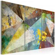 Obraz - Przez pryzmat kolorów