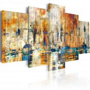 Obraz - Wspomnienie miasta