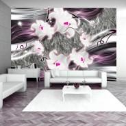 Fototapeta - Taniec zaczarowanych lilii
