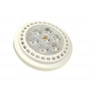 Żarówka LED AR111 7W 12V DC biały ciepły 110 × 65mm 006399