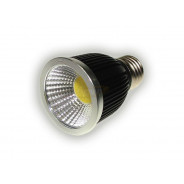 Żarówka LED COB E27 5W 230V biały zimny 006494