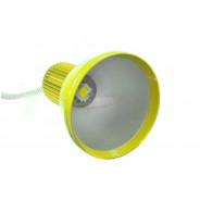 LAMPA LED HIGH BAY BERI 50W DW ŻÓŁTA