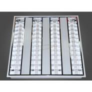 OPRAWA RASTER LED ADAMES 40W CW 595*595