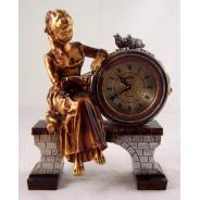Złoty zegar 502M