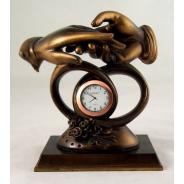 Złoty zegar 1074BK