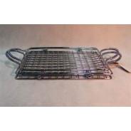Patera metalowa kwadrat CS-23102 A/S