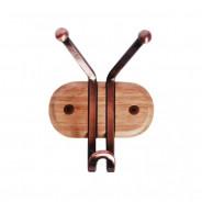 Wieszak - drewniana listwa 10x13 cm