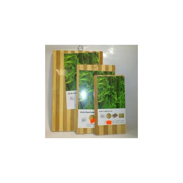 Deska bambusowa 36x26cm S123619