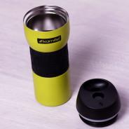 Kubek termiczny 0,42 l ze stali nierdzewnej- różne kolory