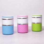 Termos, pojemnik obiadowy 680 ml - różne kolory