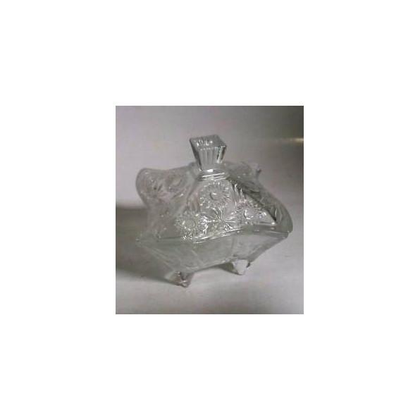 Bombonierka szklana S130596