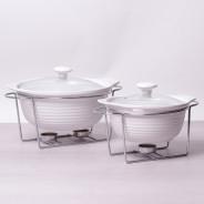 Naczynie ceramiczne do zapiekania różne pojemności