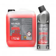 Clinex W3 Forte Gotowy do użycia, silny preparat do mycia sanitariatów i łazienek
