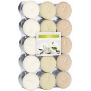 Zestaw świec zapachowych - Cynamon 30 szt. podgrzewacze