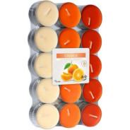 Zestaw świec zapachowych - Lilia 30 szt. podgrzewacze