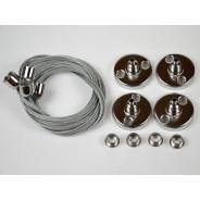 Zestaw montażowy paneli led V 009551