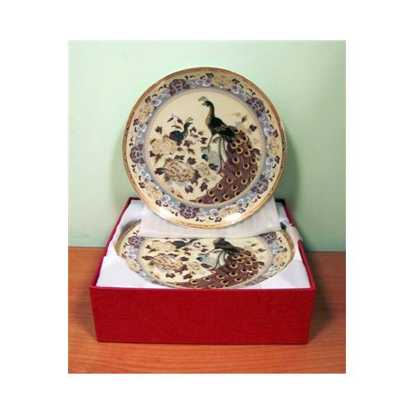 Komplet talerzy deserowych P1001-4