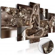 Obraz na szkle akrylowym - Wewnętrzna harmonia [Glass]