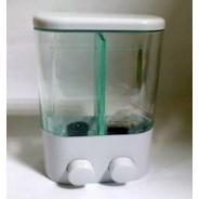Dozownik na mydło - podwójny
