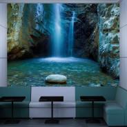 Fototapeta - Wodospady w Górach Troodos, Cypr