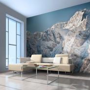 Fototapeta - Zima w Alpach