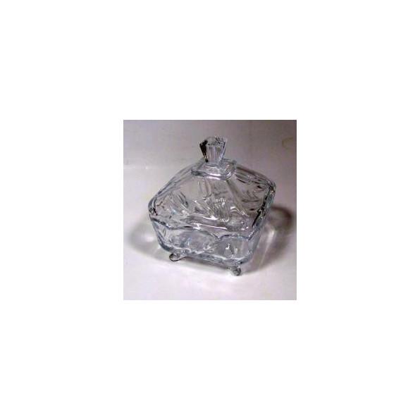 Bombonierka szklana S130595