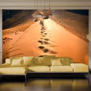 Fototapeta - Pustynia Namib - Afryka