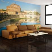 Fototapeta - Zamek św. Anioła, Rzym