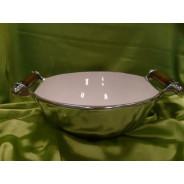 Miska ceramiczna 12420, 25,5 x 9,8 cm