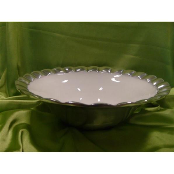 Miska ceramiczna 12398, 32 x 8,8 cm