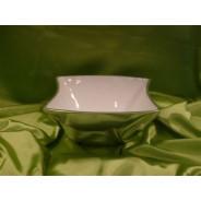 Miska ceramiczna 19 x 17 x 8,8 cm 12763A