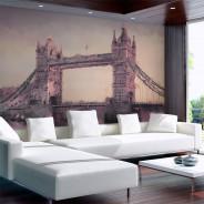 Fototapeta - Malowany Londyn
