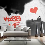 Fototapeta - Kiss me
