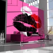 Fototapeta - Trzy pocałunki