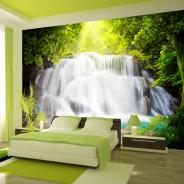 Fototapeta - Arkadyjski wodospad
