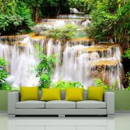 Fototapeta - Tajlandzki wodospad