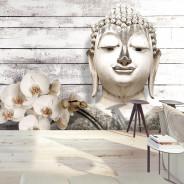 Fototapeta - Uśmiechnięty Budda